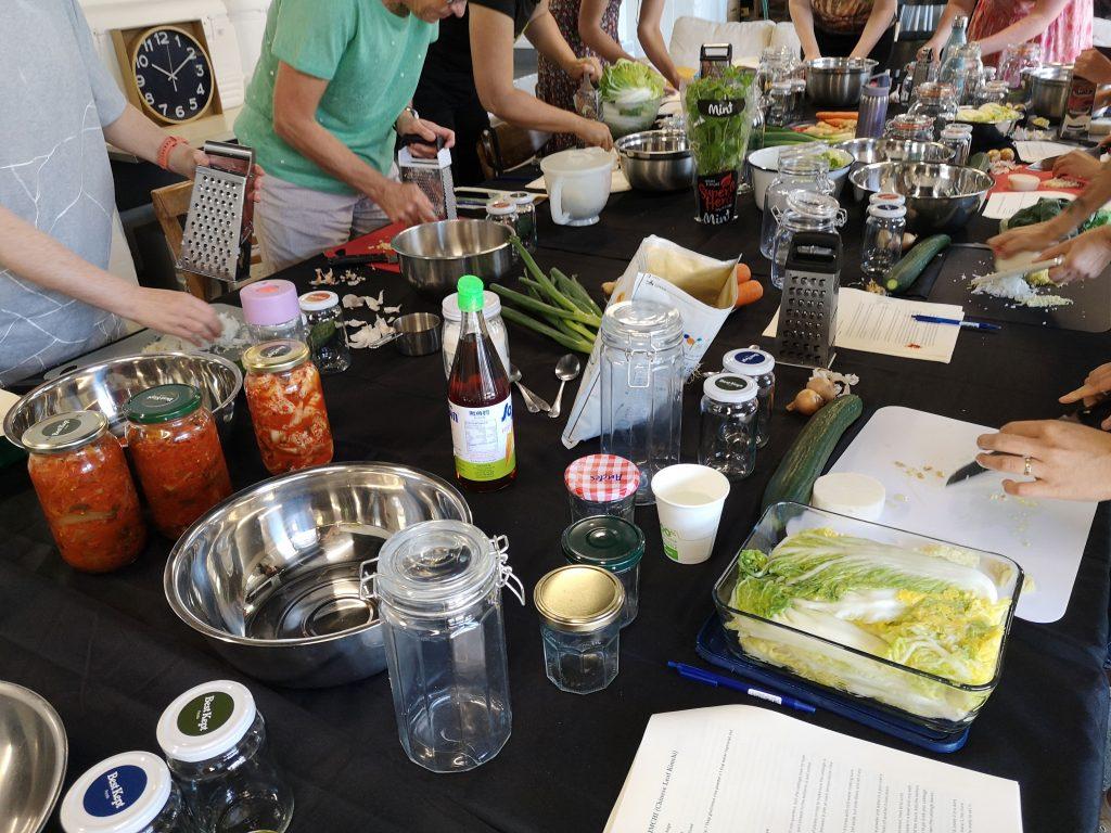 fermentation workshop